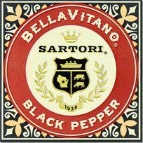 Black Pepper BellaVitano® - SartoriCheese.com