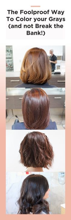 """Rethink your hair color routine: """"I get lots of compliments even from my hairdresser..."""