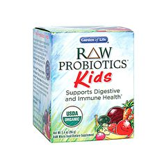 Garden of Life RAW Probiotics™ Kids. *Mine was shipped tightly, with two ice packs.