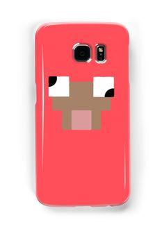 Minecraft Red Sheep Phone Case