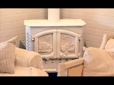 How to Paint a Wood Stove - video dailymotion Stove, This Is Us, Wood, Painting, Home Decor, Decoration Home, Range, Woodwind Instrument, Room Decor