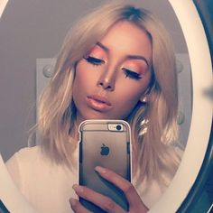 One of my current all time favorites  Lustrelux: Peachy Keen