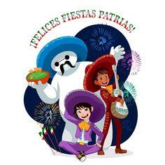 Disney Fan Art, Disney Pixar, Walt Disney, Rapunzel, Lgbt, Hiro Hamada, Famous Cartoons, Disney Addict, Big Hero 6