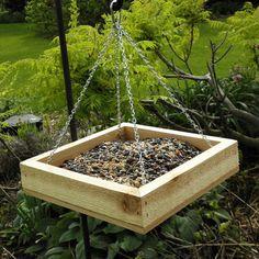 great bird feeder