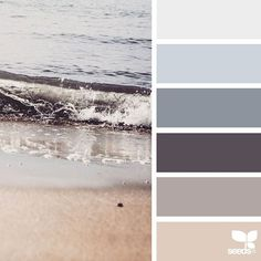 Explore Design Seeds color palettes by collection. Design Seeds, Color Concept, Colour Pallette, Color Harmony, Colour Board, Color Swatches, Color Stories, Color Of Life, Bedroom Colors