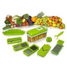 Nicer Dicer Plus Processador Cortador De Alimentos Legumes B1-D10
