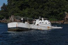 KM Siamil Tarikan Baru Bagi Penggiat Selam Skuba & Pemuliharaan Marin Di Langkawi