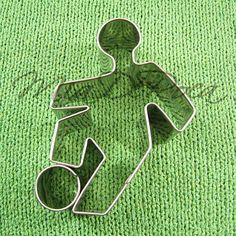 Cool Cookie Cutter Footballer Harry - MiaDeRoca Shops, Fun Cookies, No Cook Meals, Cookie Cutters, Home Accessories, Soccer, Football, Cool Stuff, My Love