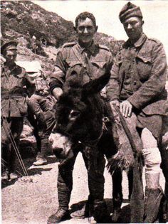 Here's Simpson and his Donkey in helping the wounded. Flu Epidemic, Anzac Cove, Anzac Day, The Donkey, Lest We Forget, Good Cause, Military History, World War Ii, Wwii