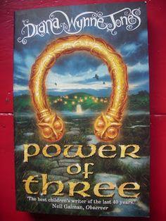 The Cosy Dragon: Diana Wynne Jones - Power of Three
