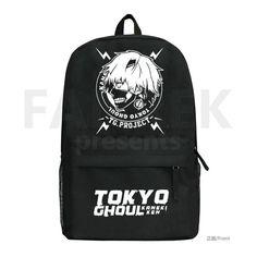 Tokyo Ghoul Logo School Shoulder Bag