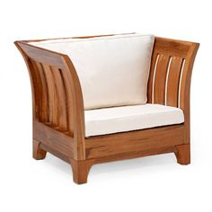 Small Sectional Sofa Stylish Teak wood seater Sofa for the Living Room by bic