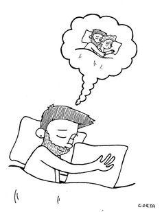 Un diseñador dibuja tus sentimientos en 20 viñetas