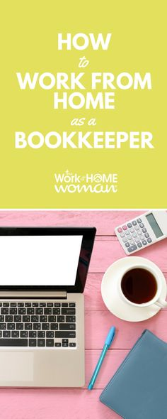 If you're good with numbers and detail oriented -- you can work from home as a bookkeeper, make great money, and gain the flexibility that you crave. Find out more about this home-based career.  #bookkeeper #bookkeeping #business #workfromhome