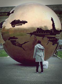 Globe au Vatican - Vatican, Vatican City