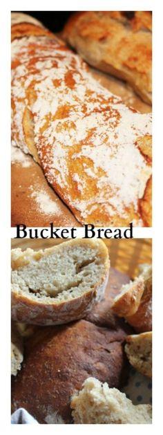 Bucket Bread - Baguette