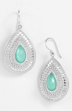 Anna Beck 'Gili' Teardrop Earrings | Nordstrom #annabeck #Nordstrom