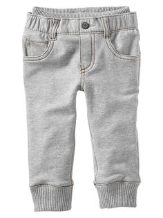 Gap | Knit-waist French terry pants