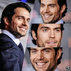Ladies and gentlemen, I give you the #perfect male specimen. I'm a firm believer that not another exists who can hold a candle to this man. ;) #henrycavill
