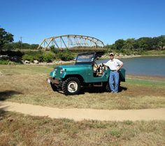 1962 Willys CJ-5 - Photo submitted by Larry Hammers.