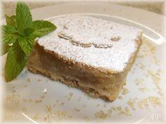 Jablečný koláč – trochu zdravěji