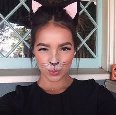 Julie Sarniara as a Black Cat - The Best Celebrity Halloween Costumes You'll Want to Copy - Photos
