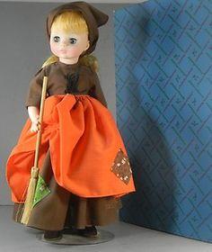 Madame Alexander Poor Cinderella; my sister had this exact doll.