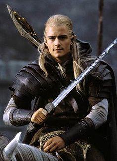 Legolas - Lord of the Rings - aka Orlando Bloom
