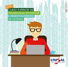 Análise e Desenvolvimento de Sistemas: novo Curso do UNISAL...
