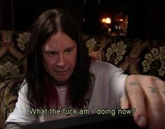 Ozzy Osbourne Quotes, Goth Music, Judas Priest, Mood Pics, Old Cartoons, Oui Oui, Black Sabbath, I Can Relate, Metalhead