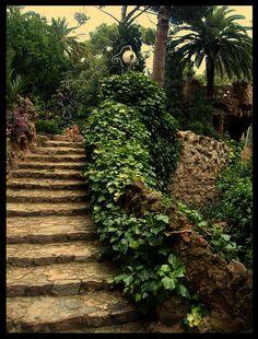 Barcelona, Park Guell | Flickr - Photo Sharing!