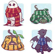 Oww slytherin is so sweet