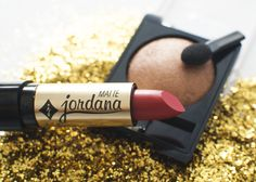 Add a bit of sparkle to your Monday with Jordana makeup. Shown: Matte Lipstick in Tangerine Tango and Baked Eyeshadow in Bronze Gala Jordana Lipstick, Matte Lipstick, Baked Eyeshadow, Tango, Hair Makeup, Make Up, Sparkle, Bronze, Cosmetics