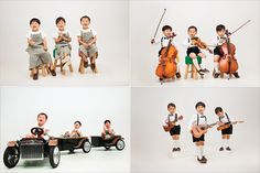 [Official Photo] Songtriplets in  Warner Music classics Special album CR :: music.naver