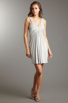 Dress by Faith Connexion on sale for $114 (65% off) #dress #V_neck