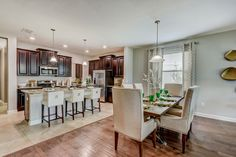 Are you a FAN of this open-concept FLOORPLAN?!