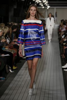 The Best of: Tommy Hilfiger Wiosna Lato SS2013. Mercedes Benz Fashion Week New York SS 2013