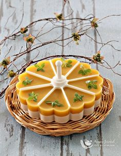 This Mango Jelly is yummy and refreshing with the combination of coconut milk and mango fragrance. Not only that, it can be easily prepared too. The jelly looks pretty like a flower as I used the same mould that I'd used for Sakura Jelly.  You can use any other cute moulds or cups to make …