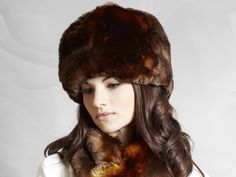 You can't go wrong with a classic cloche—French for bell, darling—nor can you go wrong with faux fur thathas thisrich, decadent feeling. Available in Brown and Chinchilla, you'll treasure this chic and feminine hat for years. Handmade with top quality Tissavel faux fur from France.