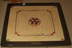 Carrom - @Vanessa Hutchison I think we're old enough to play this game better now ;)