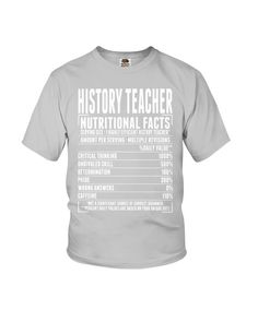 History Teacher Nutritional Facts - Ash daycare teacher gifts, best teacher gifts tips, best teacher gifts art #firefightertraining #hikingpictures #campinghacks, dried orange slices, yule decorations, scandinavian christmas Firefighter Workout, Firefighter Training, Daycare Teacher Gifts, Best Teacher Gifts, Back To School For Teens, Pajama Day, History Teachers, Yule Decorations, Scandinavian Christmas