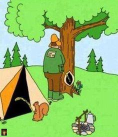 Funny nature cartoon - http://jokideo.com/funny-nature-cartoon/