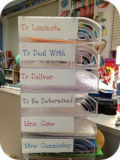 The Eager Teacher: Organization in the New Year
