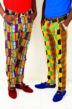 Men's Fashion: The Abrantie Movement. A social Lifestyle and unique fashion… African Attire For Men, African Print Fashion, Africa Fashion, African Prints, New Mens Fashion, Unique Fashion, Kitenge, African Dress, African Fabric