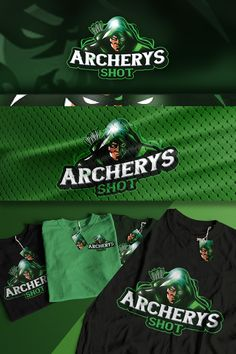 This is an Archer mascot logo that can be applied on sports gear and esports. It can be modified for alternative colours and different text feel free to check. Esports Logo, Archer, Christmas Sweaters, Alternative, Colours, Graphic Design, Logos, Sweatshirts, Check