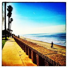 A little Butterfly Beachwalk inspiration! This is a Santa Barbara favorite place to stroll