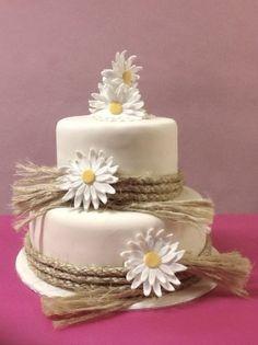 tortas con margaritas - Buscar con Google