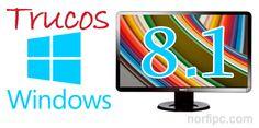 Cosas nuevas y utilidades, trucos, opciones ocultas, secretos que trae Windows 8.1, como ajustarlo y configurarlo a nuestro gusto. Como restaurar funcionalidades eliminadas. Como solucionar conflictos.