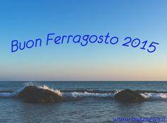 Buon Ferragosto 2015 immagine auguri