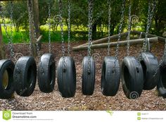 HOW TO BUILD AN OBSTACLE COURSE In this project, old tires are recycled into a…